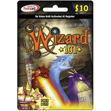 kings isle 10 wizard 101 card walmart com