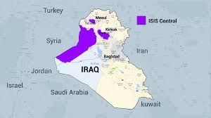 Iraq Map World by Isis Defeated But Not Destroyed As Terror Group Still Holds