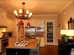 kitchen island with hanging pot rack kitchen island hanging pot racks glass door storage black iron