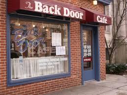 Cafe Swinging Doors