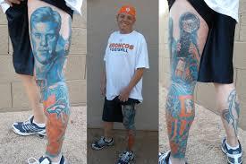 photo my broncos tattoos denver colorado neighbors