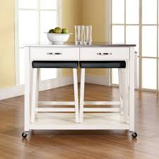 latest stainless steel kitchen cart in modern style u2014 onixmedia