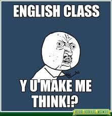Memes About English Class - pics for english class memes classroom puns pinterest