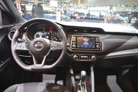 nissan kicks 2017 interior nissan kicks has its work cut out in subcompact segment