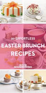 good housekeeping thanksgiving recipes 40 easter brunch recipe ideas easy menu for easter sunday