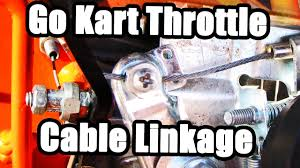 670cc Predator Engine Wiring Diagram Go Kart Throttle Cable Linkage And Installation Youtube