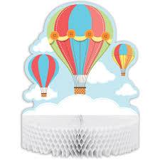 hot air balloon centerpiece hot air balloon centerpiece