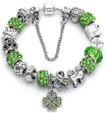 bracelet beads pandora style images Irish charm bracelet ebay jpg