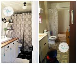 inspiring before and after bathroom makeover dont miss out old