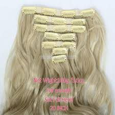 Hair Extension Clip Ins Cheap by 160g 7pcs Set Clips In Hair Extension Long Curly Fake Hair Pieces