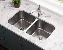 Kitchen Stainless Sinks by 502a Double Bowl Stainless Steel Kitchen Sink
