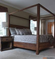 King Size Platform Bed Building Plans by Best 25 Bed Plans Ideas On Pinterest Bed Frame Diy Storage
