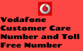 punjab vodafone customer care number u0026 toll free number tech