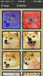 How To Make A Doge Meme - doge create your own shibe doge memes on the app store