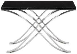 Marble Console Table Marble Stainless Lattice Console Table Safavieh Com