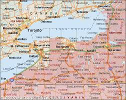 map of ne usa and canada map of eastern usa and canada
