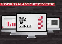 creative keynote resume templates