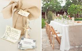 burlap wedding burlap weddings the destination wedding jet fete by