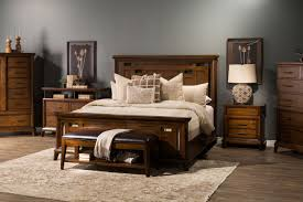 Broyhill Mission Style Bedroom Furniture Broyhill Estes Park Suite Mathis Brothers Furniture
