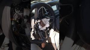 Side Curtain Airbag Replacement Cost 2015 Chrysler 200 Airbag Replacement Youtube