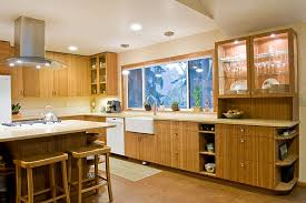 Bamboo Kitchen Cabinets Bamboo Kitchen Cabinets Seattle