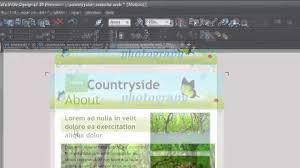 how to create mobile variants using xara web designer premium and