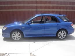 subaru impreza modified blue 2007 subaru impreza wrx wagon 1 4 mile trap speeds 0 60