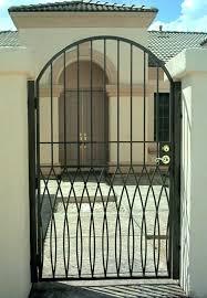 Patio Door Gate Sliding Patio Door Security Gate Handballtunisie Org