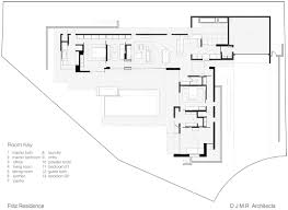 The Office Us Floor Plan Modern Residential Design April 2008