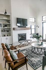 The Home Design And Remodeling Show Rustic Farmhouse Living Room Design And Decor Ideas 32