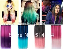 hair color 2015 for women 2015 clip in hair extensions for women gradient long straight