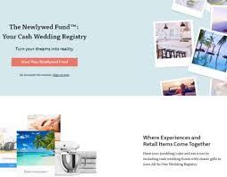 wedding fund websites wedding trends