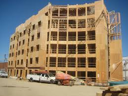 multifamily developers turn to wood frame construction to cut