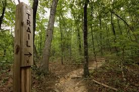 follow in daniel boone u0027s footsteps hiking on the pilot knob trail