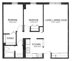 senior housing floorplans minneapolis mn nokomis square cooperative