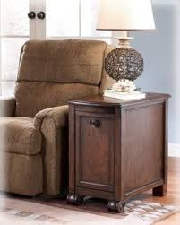 Chair Side End Table Narrow End Table With Drawers Foter
