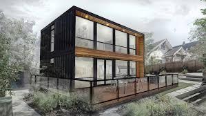 siete ventajas de casas modulares modernas y como puede hacer un uso completo de ella casas realizadas con contenedores la última muestra boom de las