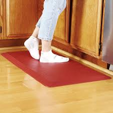 Kitchen Floor Mat Amazon Com Cook N Home Anti Fatigue Comfort Mat 39 X 20