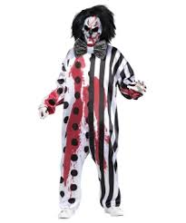 Halloween Jester Costume Orange Black Clown Collar Costume Accessories