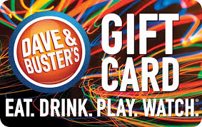 play egift dave buster s egift card