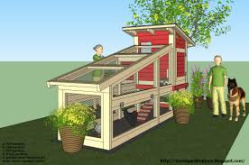 Easy Backyard Chicken Coop Plans by Simple Chicken Coop Plans For 6 Chickens With Easy To Build