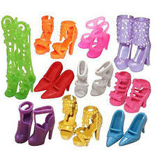 barbie shoes ebay