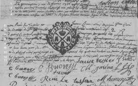 acte mariage décryptage d un acte de mariage du xviiie siècle yvon généalogie