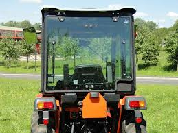 cabs for kubota compact garden tractors agrital