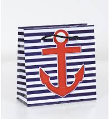 nautical gift bags nautical baby shower favors shower that baby