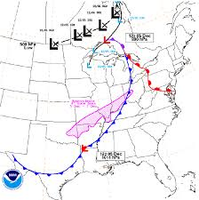 Ohio Valley Map by Wpc U0027s Significant Weather Event Reviews