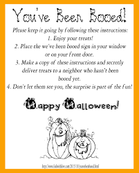 halloween booed printables you u0027ve been booed free printable leah with love