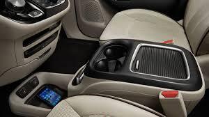 Minivan Interior Accessories Gallery 2017 Chrysler Pacifica Minivan Interior Photos Autoweek