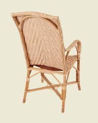 fauteuil dos fauteuil confortable lame naturelle dos maison drucker