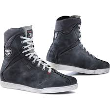 grey motorcycle boots tcx x rap gore tex motorcycle boots breathable waterproof urban